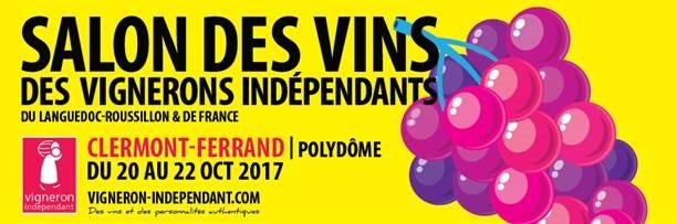 Salon des Vignerons Indépendants de Clermont-Ferrand