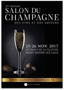 Salon du Champagne affiche