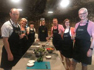 degustation vin atelier cuisine
