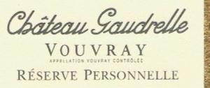 AOC VOUVRAY liquoreux